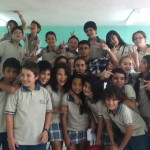 Unterrichten Gruppenfoto